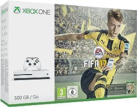 - XBOX ONE S 500GB CONSOLE