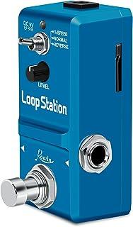 Rowin LN-332AS Looper 1/2 Time 反向吉他效果踏板TF SD 卡支持