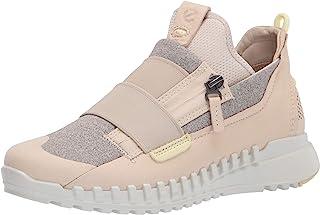 ECCO 女士 Zipflex 一脚蹬运动鞋