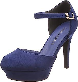 [自由 玩偶] 女款11cm鞋跟分离浅口鞋 5470 女款