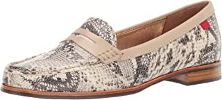 MARC JOSEPH NEW YORK 女式皮革巴西东部村制造乐福鞋