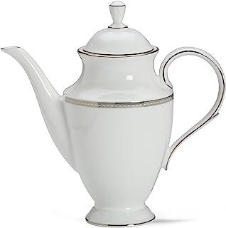 Lenox Murray Hill 铂金骨瓷 5 件套餐具组合 白色 48-oz. 6230205