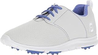 FootJoy 女士 Enjoy Spikeless 高尔夫球鞋