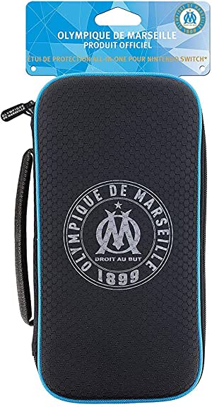Subsonic - Carry Case Xl - Official Licensed OM Olympique De Marseille