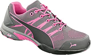 Puma 女式*鞋 – 天平针 – S1 HRO SRC,粉色/黑色