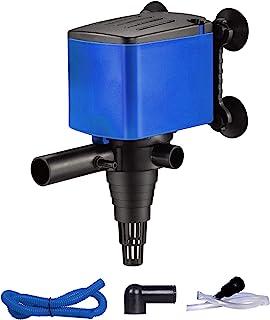 JAJALE 水泵 660 GPH 潜水内部水族箱 Powerhead 水泵 超静音 适用于水族箱、鱼缸