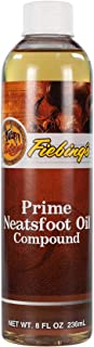 Fiebing's Prime Neatsfoot Compoud Oil, 8 oz