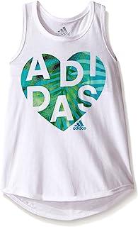 Adidas 女童运动背心