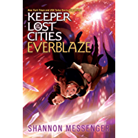 Everblaze (Keeper of the Lost Cities Book 3) (English Editio…
