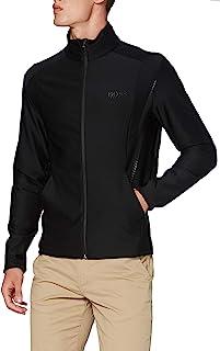 BOSS 男士 Sicon 运动夹克由弹性 S.Café® 织物制成