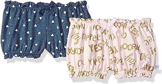 Rosie Pope 新生女婴短裤 2 条装