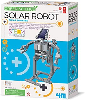 4M 太阳能机器人套装