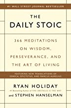 The Daily Stoic: 366 Meditations on Wisdom, Perseverance, and the Art of Living (English Edition)