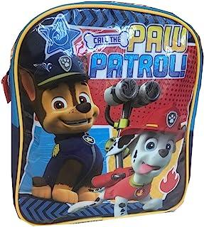 Paw Patrol 狗狗巡逻队 12 英寸小号幼儿背包