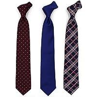 Haruyama HARUYAMA 15种可选 可洗领带 3条套装 带洗衣网 商务 支持社会新鲜人 M181180002