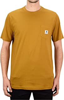 Element 男士 Elementbasic 口袋标签 - T 恤 Manches Courtes - Homme - L T 恤