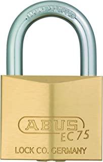ABUS 黄铜挂锁 凹槽26403 箱入 バラ番 30ミリ