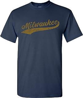 UGP 校园服装城市棒球脚本 T 恤,家乡自豪 T 恤