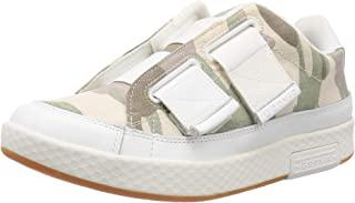 [GUABIC] 低帮运动鞋 懒人鞋 缓冲性 走路舒适 全皮革 IZANAGI 18330020