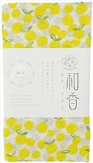 宫本 身体毛巾 天然亲肤面料棉 『和香』 柚子 0 32×90cm