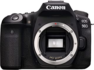 Canon 佳能 EOS 90D 相机90D Body Only 黑色