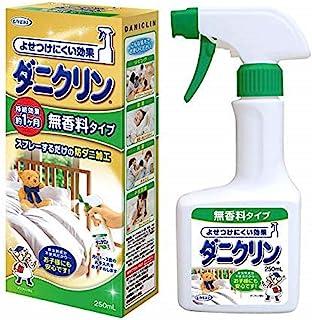 Uyeki Dani Cleaning 除螨喷雾 无香型 持续效果约1个月 本体 1