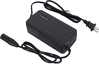 电动自行车电池充电器 42/54.6V 锂电池充电器适用于 ebike 带 3 XLR 插头麦克风连接器
