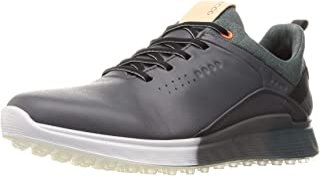 ECCO 爱步 Men's S-Three Gore-tex 男士高尔夫球鞋