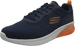 Skechers 斯凯奇 Skech-air Ultra Flex-orburn 男士运动鞋