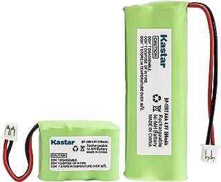 Kastar BP12RT 狗训练项圈发射器和 BP20R 接收器电池,适用于 Dogtra 300M、302M、Surestim M Plus、280 NCP、7000M、282 NCP、200 NCP 金、175 NCP、7002M、212...