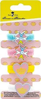 Joy Toy 20638 Maja Hohenzollern系列 公主心形勋章 4 个辫子支架 多色