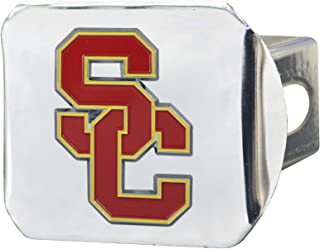 SLS 南加州大学特洛伊人队 3D 颜色徽章镀铬挂钩盖