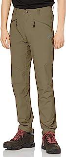 Mammut 男士 户外长裤 软壳裤 Trekkers 2.0 适合亚洲人体型 1021-00410