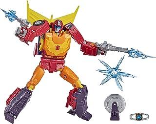 Transformers 变形金刚 Toys Studio系列 86 Voyager Class变形金刚:电影1986 汽车人火棒可动人偶-8岁及以上,6.5英寸/约16.51厘米