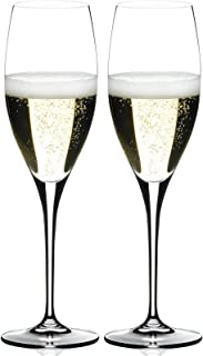Riedel Heart to Heart Champagne Glasses, Set of 2