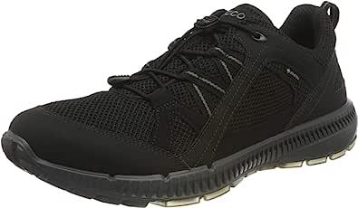 ECCO 爱步 男士Terrracruise Ii M Blackblack运动鞋