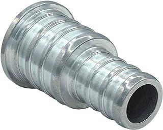 ICT 钢坯 1.27 cm Pex to 3/4 步入式插头水污染冲洗家庭 DIY 冲洗套件 Pex 清洁设计和制造于美国裸铝 F750PEX500PL