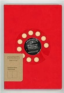 Daycraft 德格夫 旗舰怀旧系列 A5 图画本(转盘电话)