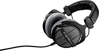 beyerdynamic 拜亚动力 DT 990 PRO 单线覆耳式录音室耳机 250欧姆 适用于混音,母带制作和编辑