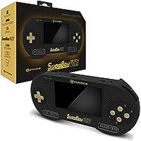 Hyperkin SupaBoy Blackgold 便携式口袋控制台 适用于 Super NES/Super Fami…