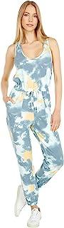 Hurley 女式 W 工字背连身衣休闲连衣裙