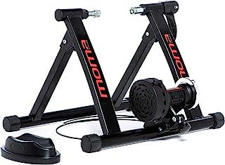 Moma 自行车,家庭教练,6级,电阻 500 W,紧凑可折叠,轮子从 26 至 29 英寸。