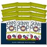 SKINNYPOP Original Popped Popcorn, Individual Bags, Gluten F…