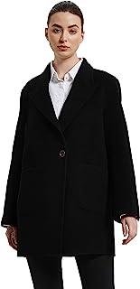 羊绒短夹克