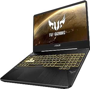ASUS 华硕 游戏笔记本电脑 TUF Gaming FX505DT (AMD Ryzen7 3750H + Radeon RX Vega 10 显卡 /16GB・SSD 512GB/15.6英寸/青铜色/Web相机/MIL-STD 810G标准/GTX 1650)【安心*】 FX505DT-R7G165 0AS