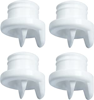Philips Avent 舒适电动吸奶器,Nenesupply 白色阀门,舒适手动吸奶器和 Nenesupply 一用泵套装 4pc