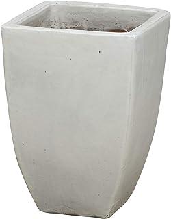 Emissary Home & Garden 12133WT-2 花盆,白色