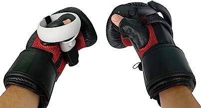 DeadEyeVR 终极拳击手套 - Oculus Quest and Rift S 的拳击手套,用于虚拟现实 Fight BoxVR