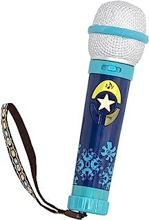 B. toys by Battat – Okideoke 玩具麦克风 – 麦克风 适合8 首歌曲和扩音器 – 音乐玩具 适合 18 个月以上的儿童