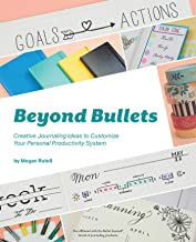 Beyond Bullets: Creative Journaling Ideas to Customize Your Personal Productivity System (English Edition)